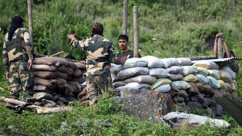 20 lính Ấn Độ thiệt mạng trong đụng độ ở biên giới với Trung Quốc