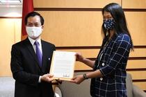 TT Trump gửi thư chúc mừng tới TBT, Chủ tịch nước Nguyễn Phú Trọng