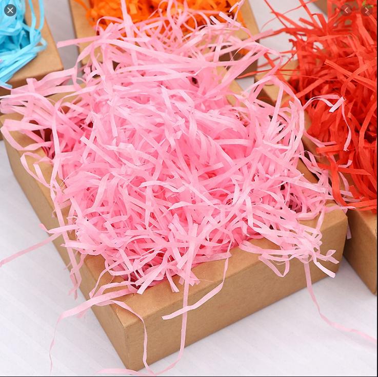 Giấy rơm lót hộp quà ( KHUYẾN MÃI CỰC HOT)
