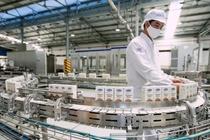 Vinamilk ký hợp đồng 1,2 triệu USD xuất khẩu sữa hạt sang Hàn Quốc