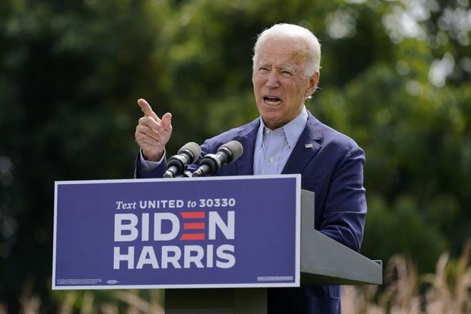 Ông Biden tập hợp đội ngũ pháp lý hùng hậu trước bầu cử