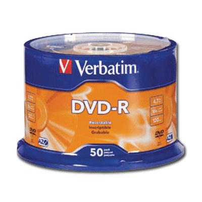 DVD Verbatim bánh xe