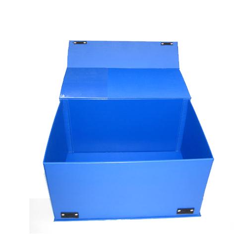 Bìa hộp vuông nhựa