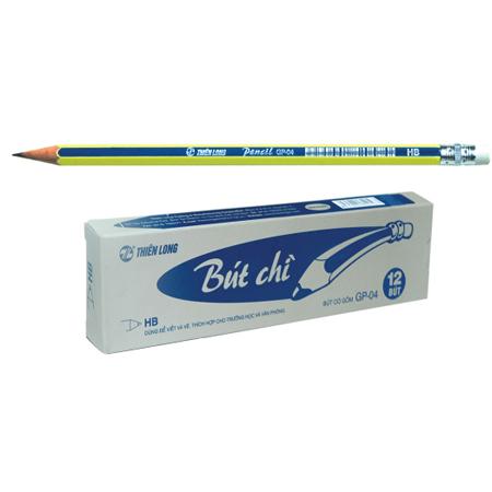Bút chì gỗ Thiên Long GP04