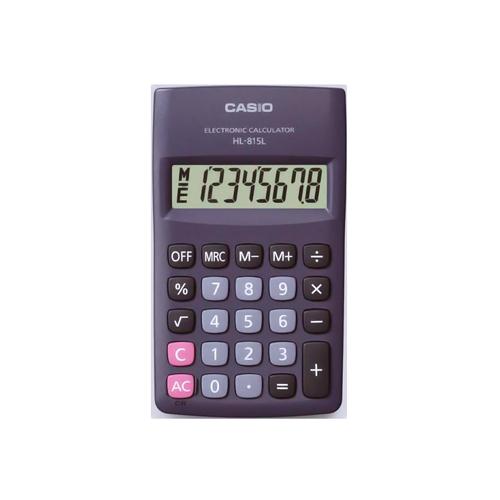 Casio HL 815L