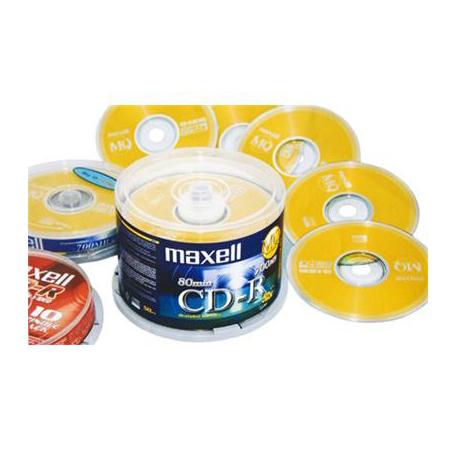 Đĩa CD maxell 700mb