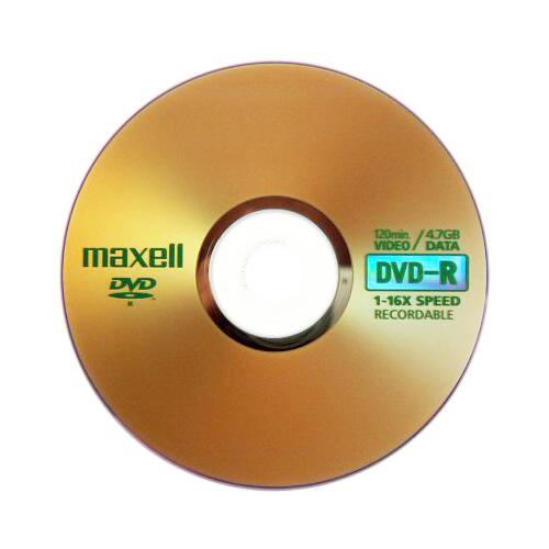 Đĩa DVD Maxell (25cái/cây)