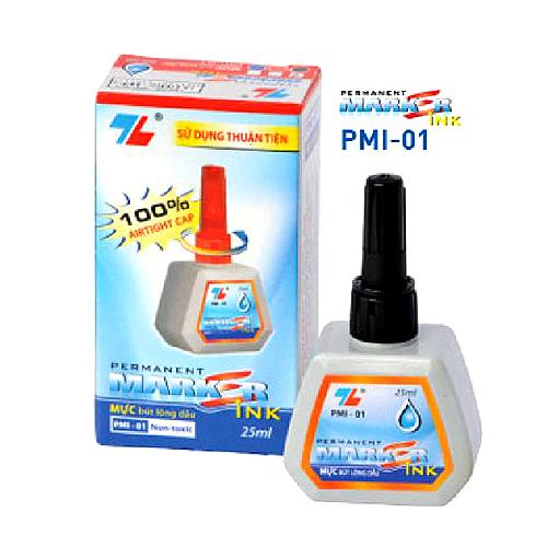 Mực bút lông dầu Thiên Long PMI-01